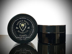 TSAVO - Semi-Whipped Butter - Bonfire Bourbon - Savage Mane Beard Co.
