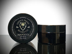 MAPOGO - Semi-Whipped Butter - Bay Rum - Savage Mane Beard Co.