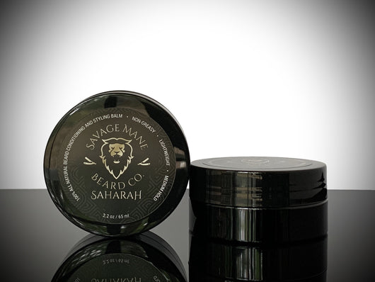 SAHARAH - Beard Balm - Fresh & Clean