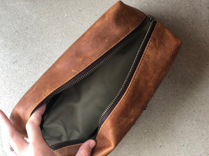 Toiletry Bag - Unisex