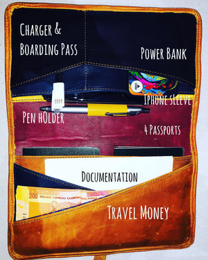 The Adventure Travel Wallet
