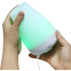 Image of 100ml Plug-In Cone Shaped 7 Color LED Lights Essential Oil Ultrasonic Diffuser Humidifier