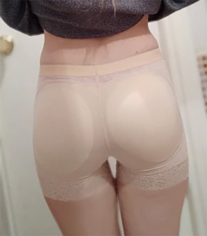 Women Butt Enhancer Lingerie