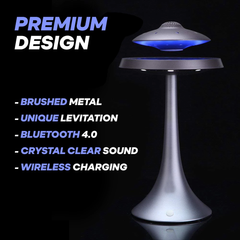 UFO Floating Speaker Lamp