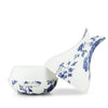 Image of 400ML Plug-In Tulip Model C Faux Blue Porcelain Diffuser