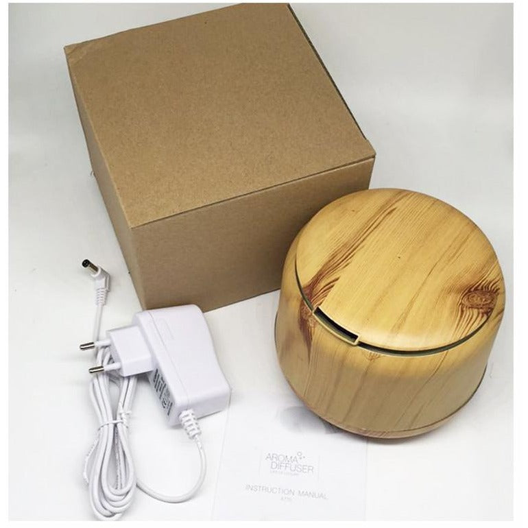 300ml Plug-In Compact Type Light Wood Grain Diffuser