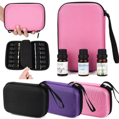 12 Bottles Essential Oils Carrying Pouch