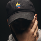 Colombia La Tierrita Dad Hat - Black