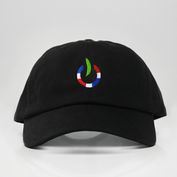 Platano Power Dominican Republic Flag Dad Hat
