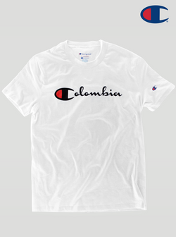 Colombia T-Shirt - White