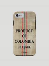 Costal de Cafe Colombiano Cell Phone Case