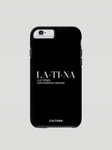 LATINA Cell Phone Case