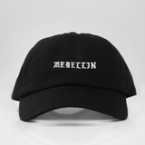Medellin Dad Hat - Black