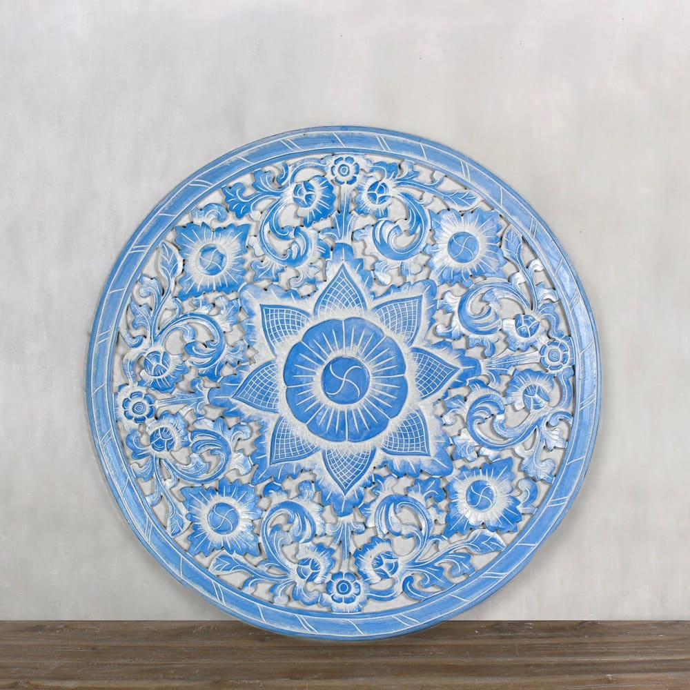 Decorative panel Mandala Air - 80 cm