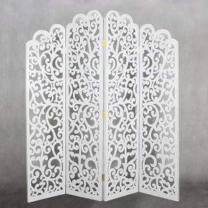 Benefits of Using Hand-carved Room Dividers for Small Rooms