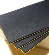 Fingerboard Connoisseur Black Velvet XL Tape - Single Sheets