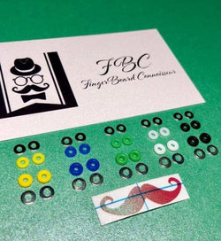 Fingerboard Connoisseur G2 O-Rings *NEW PRODUCT*
