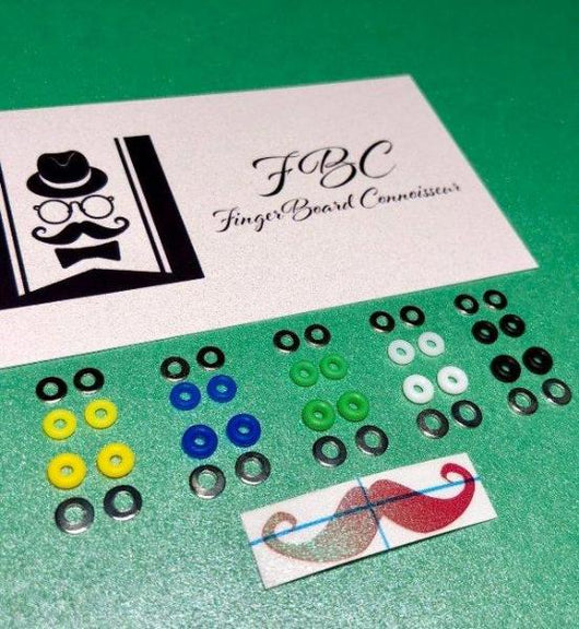 Fingerboard Connoisseur G2 O-Rings