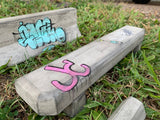 JC Obstacles - Concrete Bench Seat