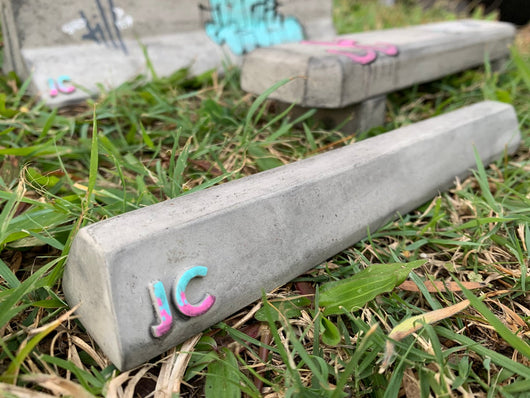 JC Obstacles - Parking Curb