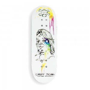 Berlinwood Pro Wooden Single Deck - Candy Face Pro