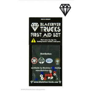 Blackriver Trucks First Aid Set - BUSHINGS ULTIMATE PACK