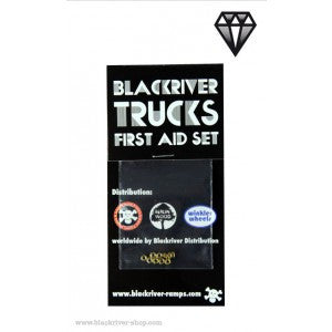 Blackriver Trucks First Aid Set - NUTS