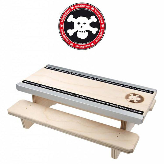 Blackriver Wooden Ramp - Mini Table