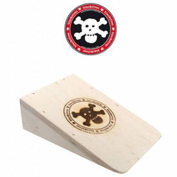 Blackriver Wooden Ramp - Pocket Kicker