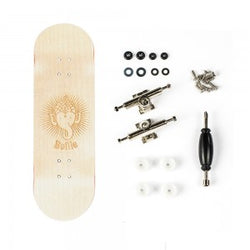 Bollie Fingerboard Complete Set - MINI LOGO incl. Bollie Bearing Wheels