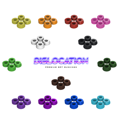 Dislocation Bushings - BRT Edition - Assorted Colours