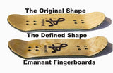 Emanant Deck - Cedric Lee - 32.5mm - Original Shape