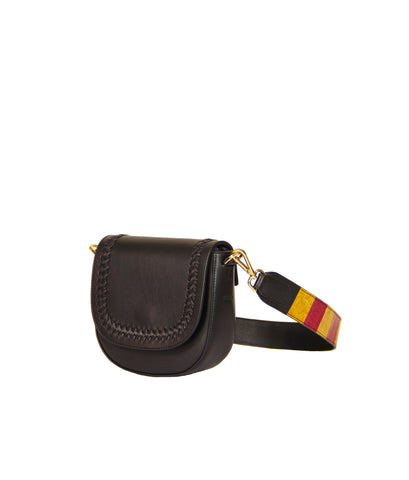 Alix Saddle Bag