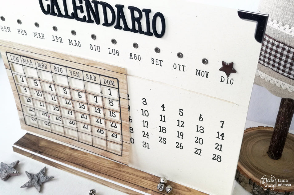 A CALENDAR... IS FOREVER