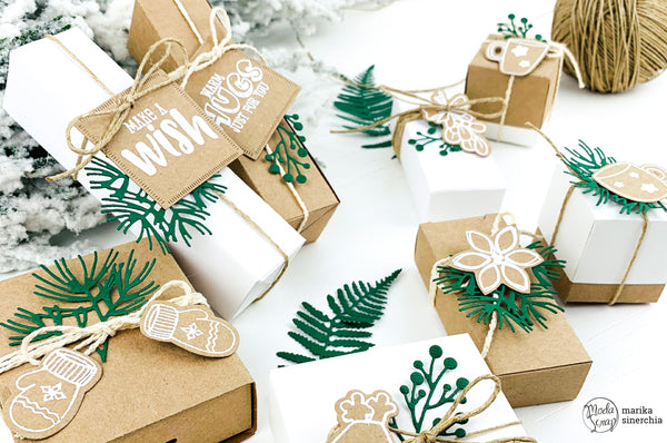 XMAS GIFT PACKAGING