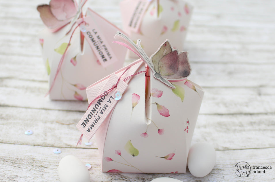 REALLY CUTE FAVOR BOXES