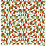 MODASCRAP - PAPER PACK IT'S CHRISTMAS TIME 12x12""