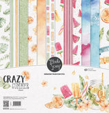 MODASCRAP - PAPER PACK CRAZY SUMMER 12x12""