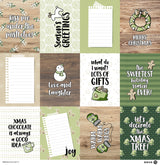 MODASCRAP - PAPER PACK FOREVER GREEN 12x12""