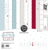MODASCRAP - PAPER PACK GOOD CHEER FOR CHRISTMAS 12x12""