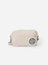 Canvas Side Pouch - Natural