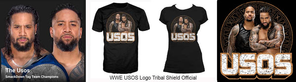 The Usos Brothers