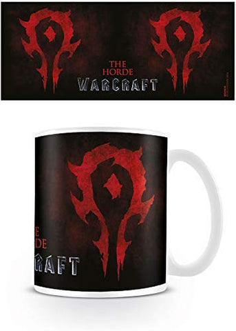Warcraft The Horde Ceramic Mug, Multi-Colour, 7.9 x 11 x 9.3 cm - Urban Species MUG