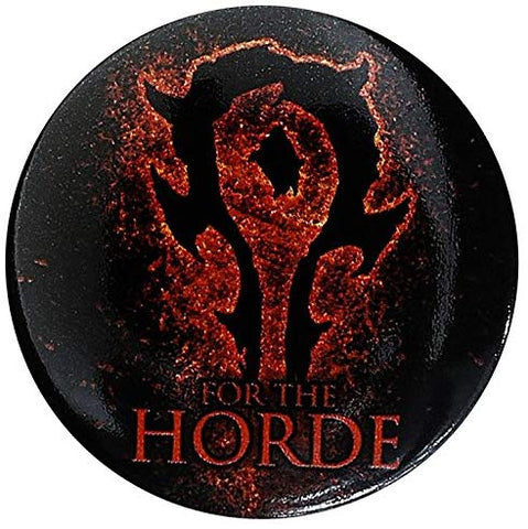 Warcraft The Horde Badge pack Standard - Urban Species