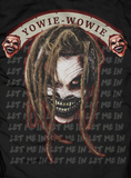 US WWE Bray Wyatt Fiend Yowie Wowie Official Men's T-Shirt (Black)