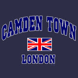 London Union Jack Camden Men's T-shirt (Navy)