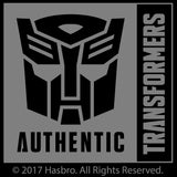Transformers Decepticon Shield Official Kid's T-Shirt (Black)