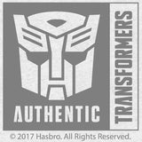Transformers Prime Character Stripe Official Men's T-shirt (Heather Grey)