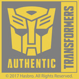 Transformers Autobot Heroes Sunburst Official Kid's T-shirt (Yellow)
