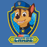 Paw Patrol Chase Official Kid's T-Shirt (Royal Blue)